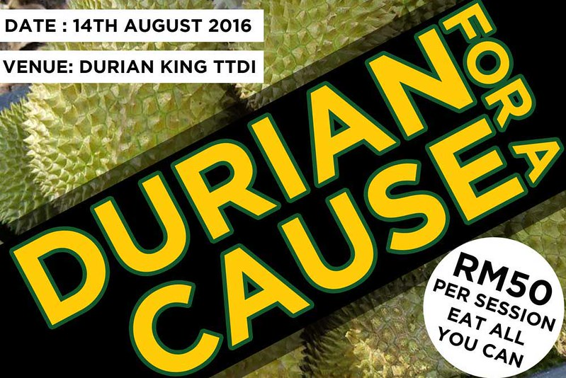 durian with a cause