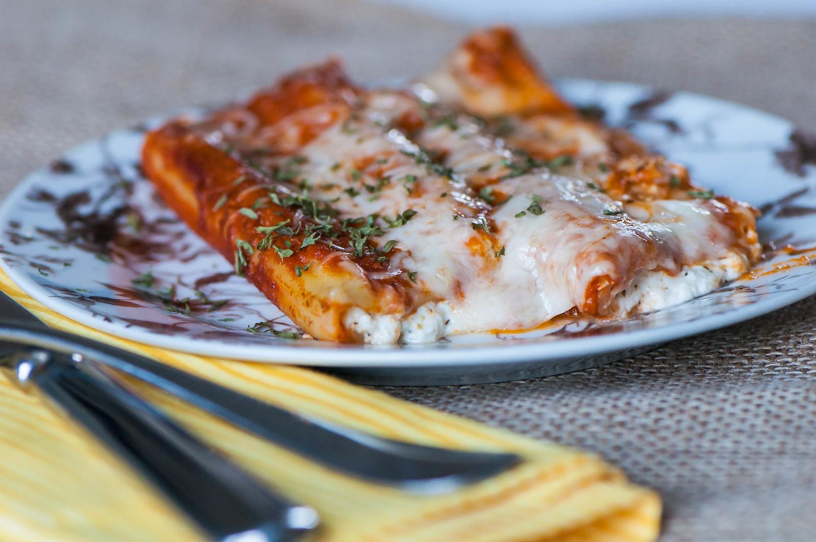 Pizza Manicotti 7