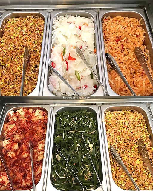 28462295606 25861d7051 z - 韓34,五種小菜、白飯通通吃到飽,C/P值非常高的韓式料理@一中 益民商圈 北區