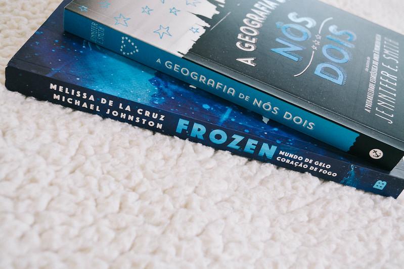 A Geografia de Nós Dois + Frozen