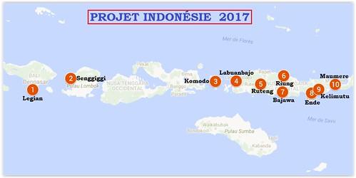 2017 - Indonésie