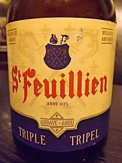 St Feuillien, St Feuillien Triple, Belgium