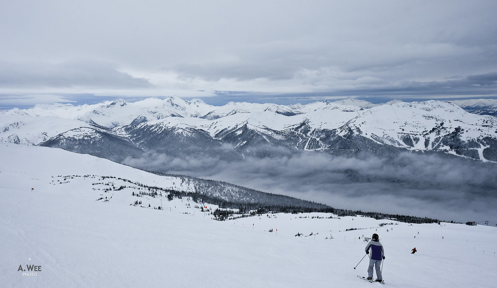 7th Heaven on Blackcomb