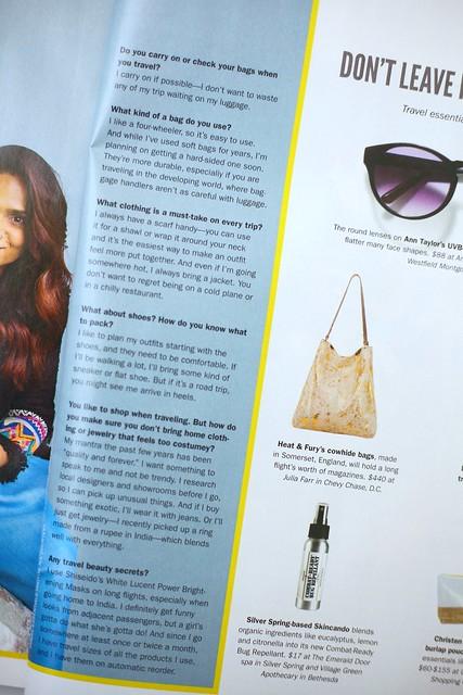 Bethesda Magazine Tanvii.com 2