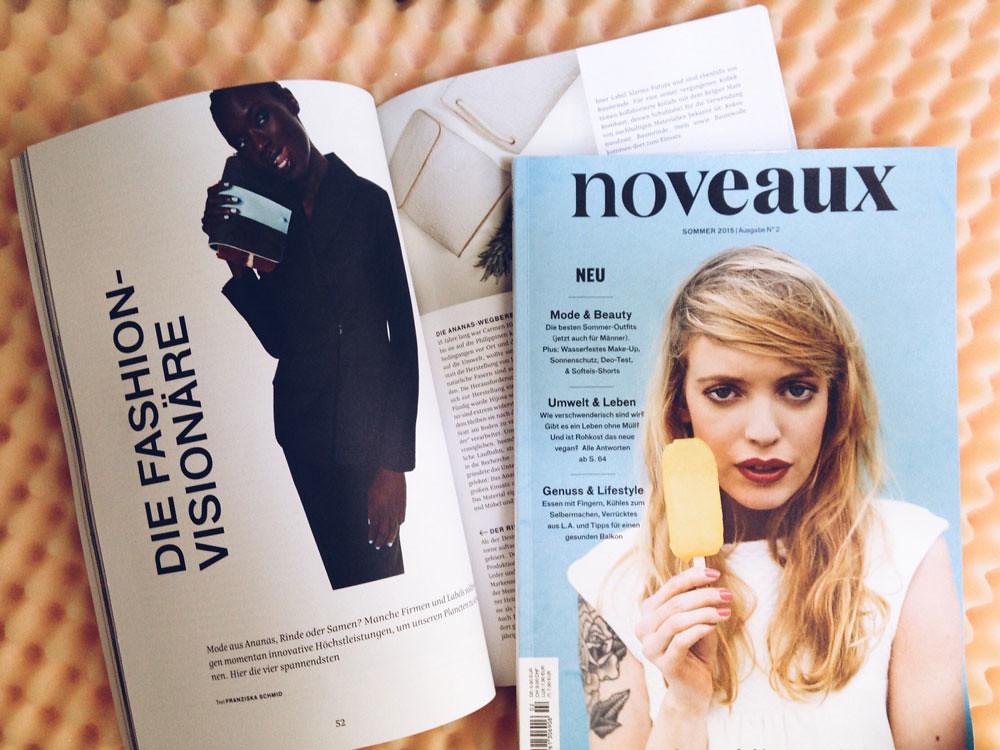 Noveaux Magazine
