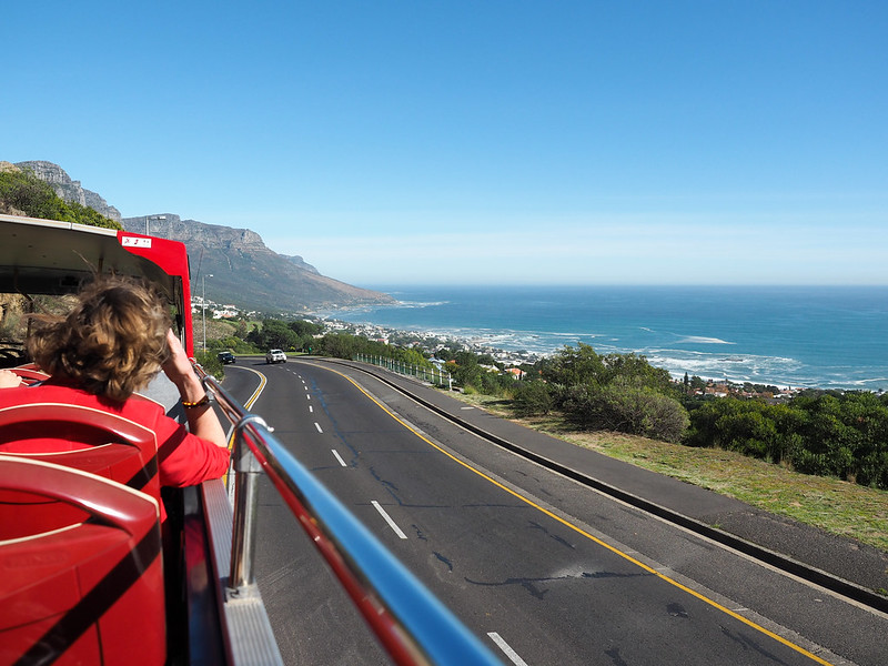 Cape Town bus tour