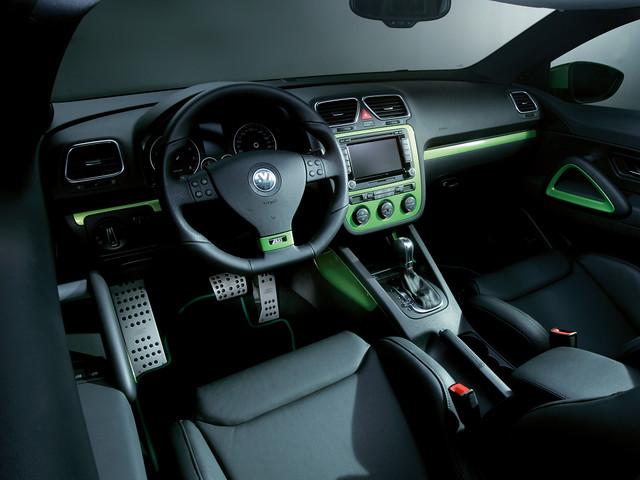 Салон ABT Volkswagen Scirocco. 2008 – 2014 годы
