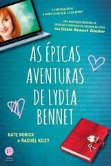 2 - As Épicas Aventuras de Lydia Bennet - Kate Rorick