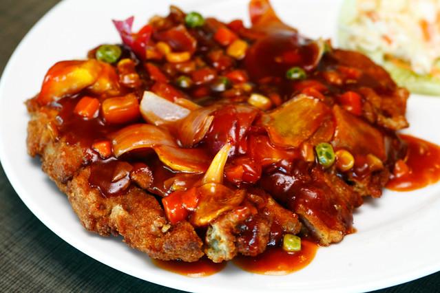 Seremban Station Hainan Chicken Chop