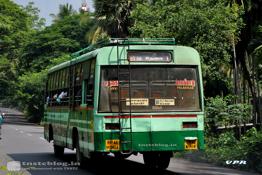 Learn These Bangalore To Ooty Bus Tnstc {Swypeout}