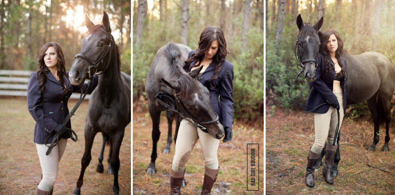 Horse Boudoir | St. Augustine, Jacksonville, Florida