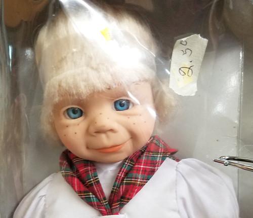kilt doll