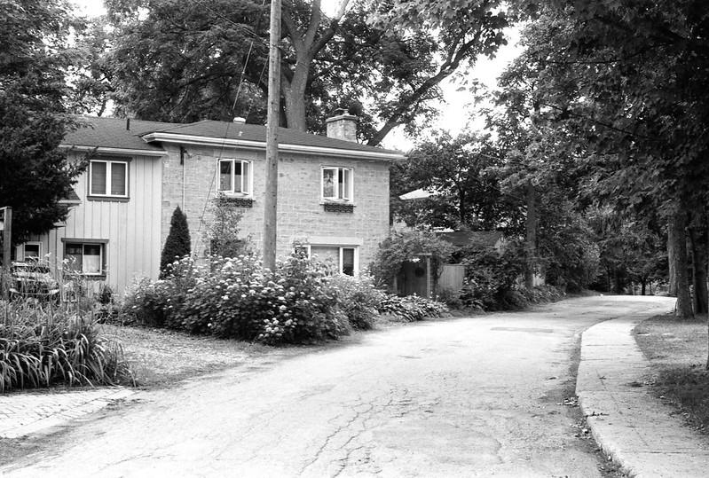 Elora Side Street