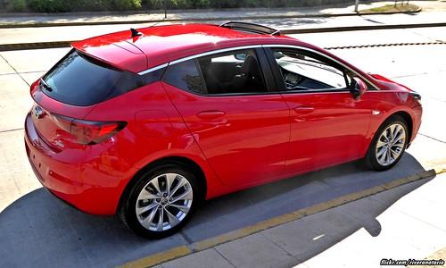 Opel Astra 2017 | Lanzamiento en Chile