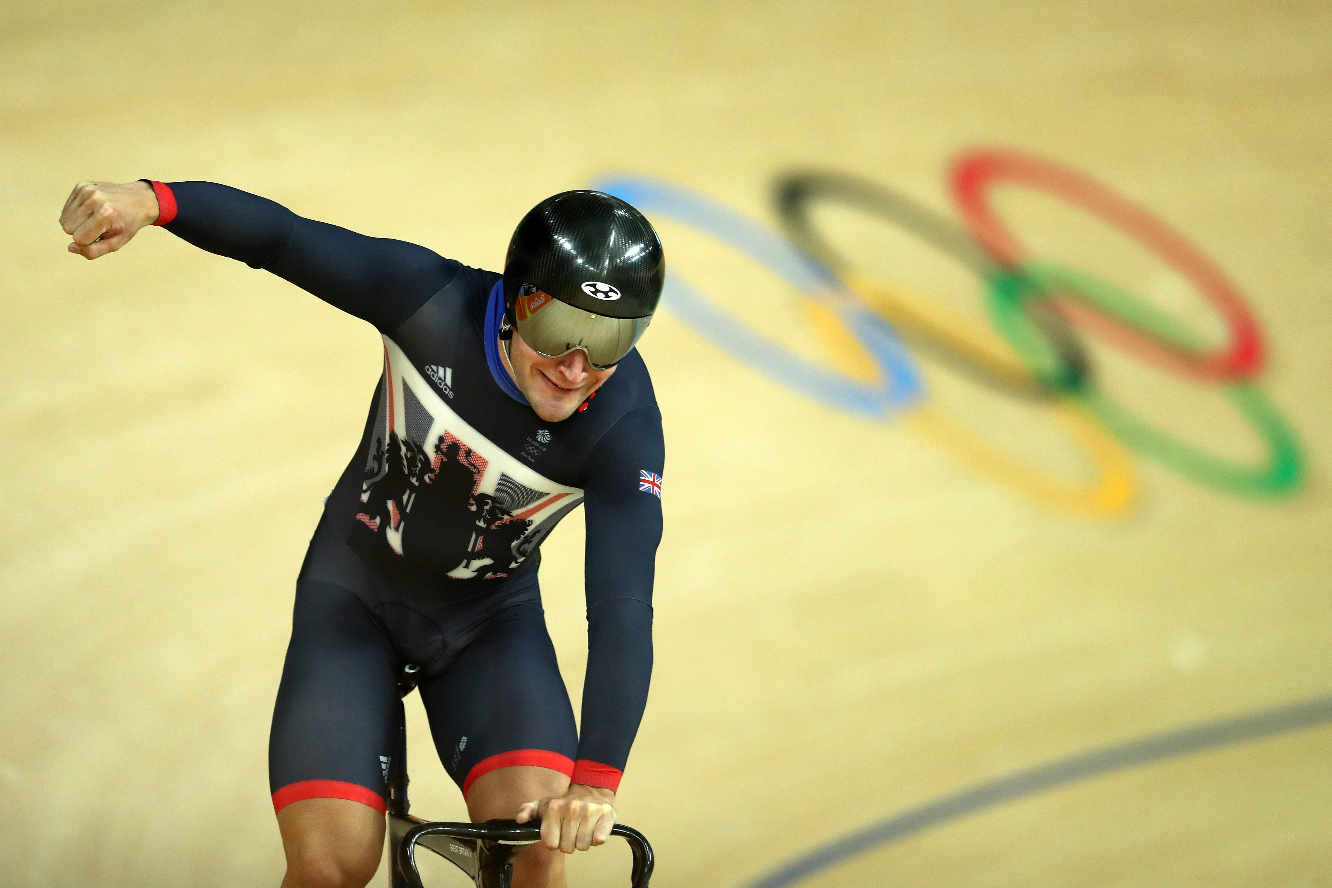 2016 Rio Olympic Games - track cycling - day two