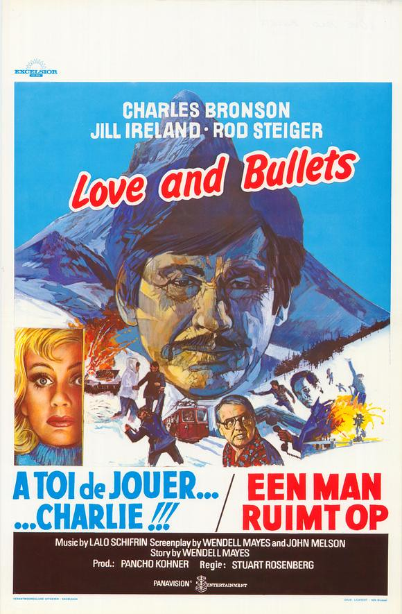 Love and Bullets - Poster 10