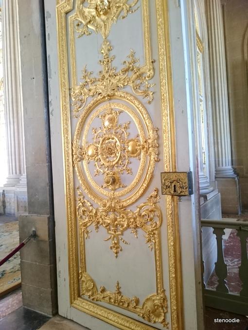 Palace of Versailles doors