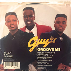 GUY:GROOVE ME(JACKET B)