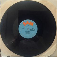 THE EVASIONS:WIKKA WRAP(RECORD SIDE-A)
