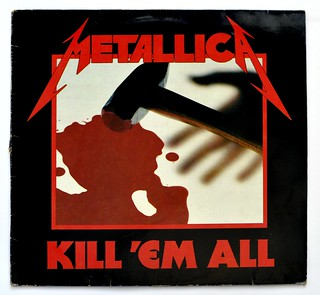 A0297 METALLICA Kill 'em All