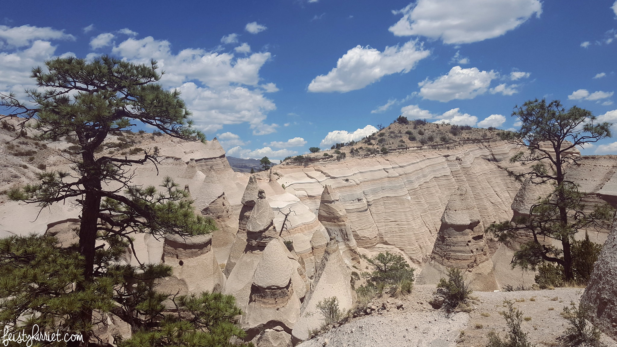 Kasha-Katuwe Tent Rocks NM_feistyharriet_July 2016 (5)