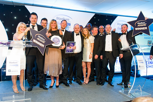2015 Stadium Events & Hospitality Awards
