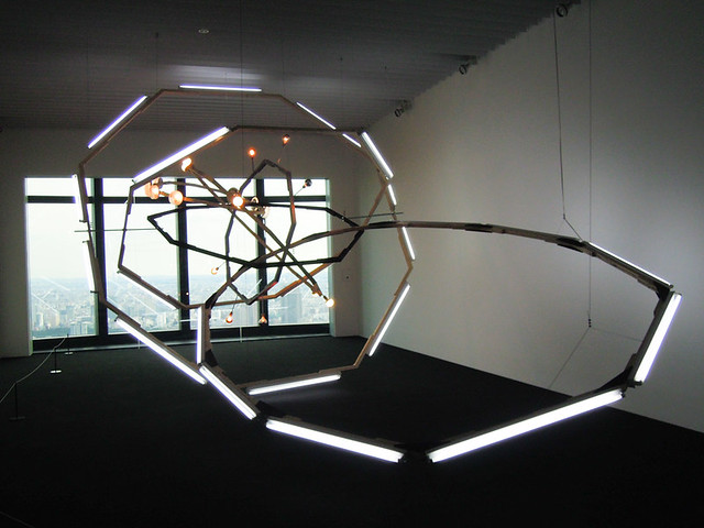 ビヨーン・ダーレム《ブラックホール(M-領域)》