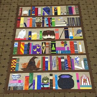 Bookshelf assembled!!!