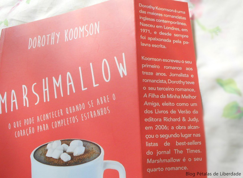 livro, Marshmallow, Dorothy-Koomson, Primavera-Editorial