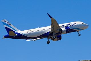 IndiGo Airbus A320-271n(WL) cn 6952 F-WWDG // VT-ITI
