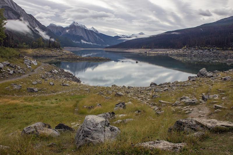 Medicine Lake, Jasper AB