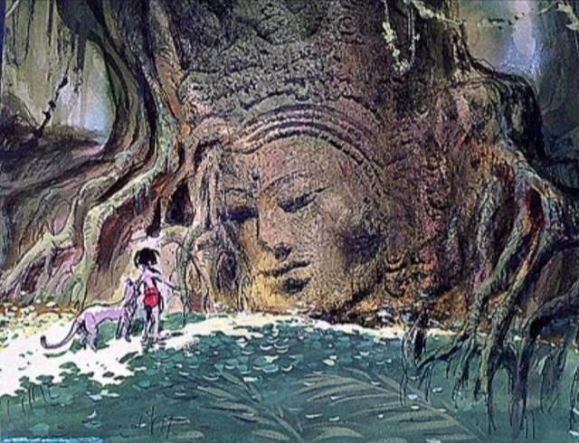 El Libro de la Selva Arte 00060