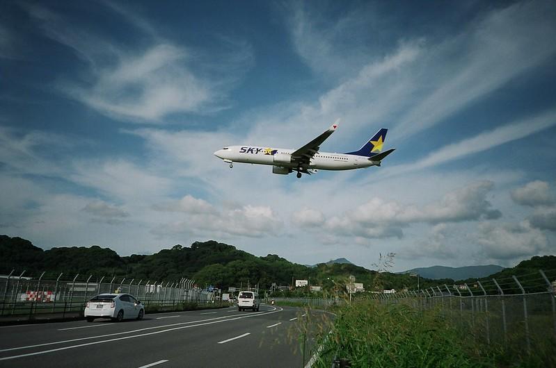 Skymark / JA737T