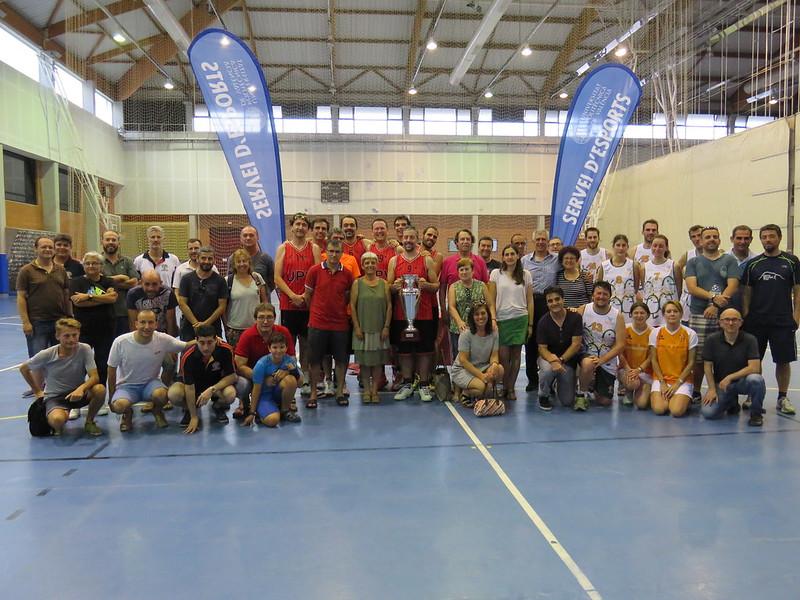 Trofeo Interuniversitario PDI-PAS 2016