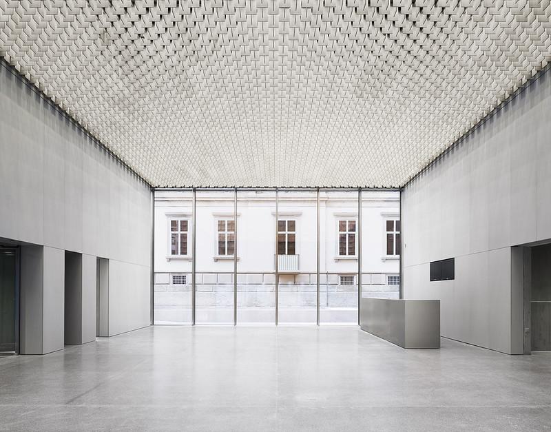 Музей изобразительного искусства от Barozzi Veiga