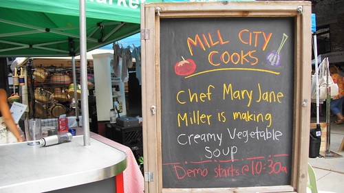 July 23, 2016 Mill City Farmers Market