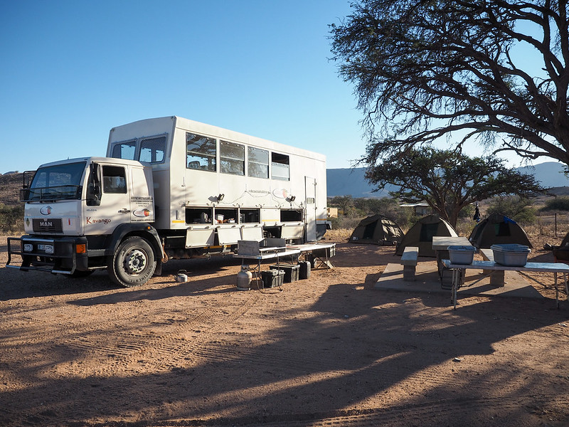 Overlanding with Acacia Africa