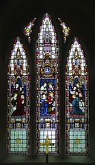 Pentecost (Clayton & Bell, 1887)
