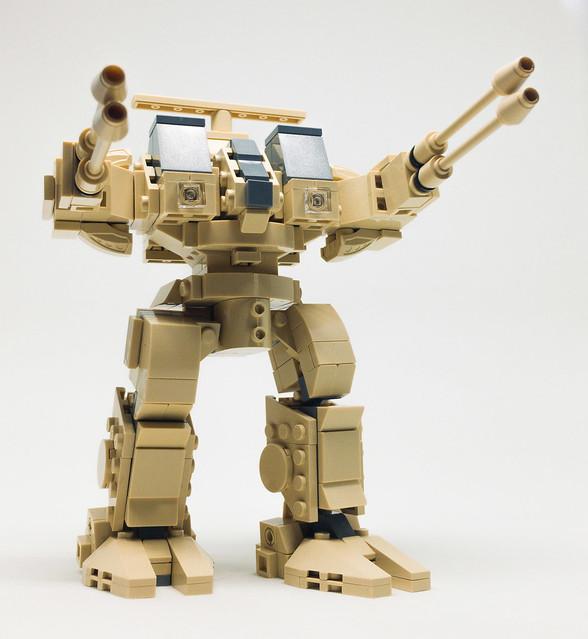 Macross Destroid Defender