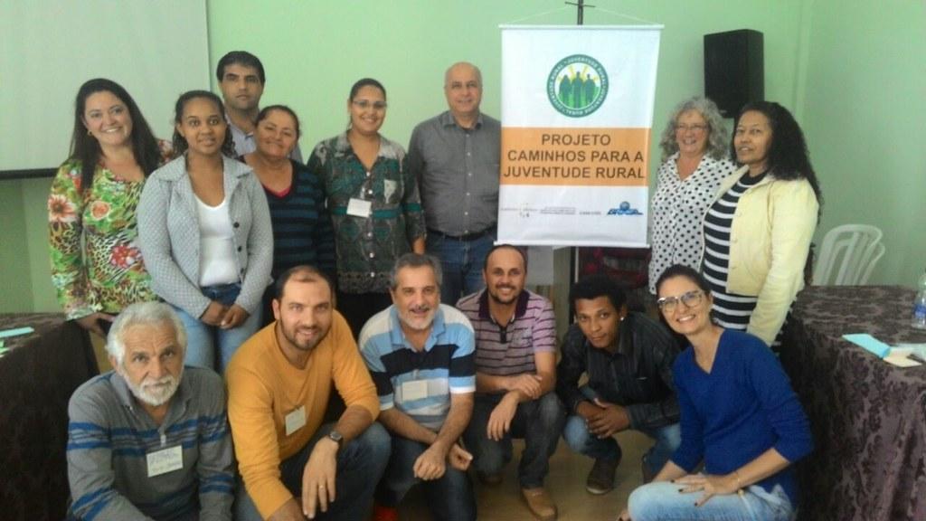 Produtores e Técnicos - ATER Agroecologia no Vale do Ribeira