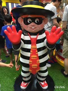 CIRCLEG 麥當勞 香港 太古 遊記 太古城中心 麥當勞玩具樂園 MACDONALD 滑嘟嘟 麥當勞叔叔 (14)