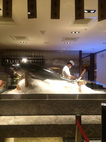 [新北最大自助餐] 品花苑自助式餐廳環遊全世界的美味無國界 (3)