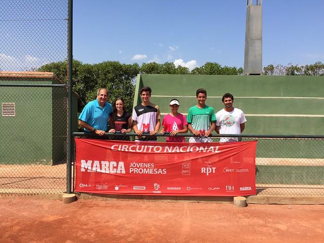 Marca Jovenes Promesas Sueca - Valencia 2016