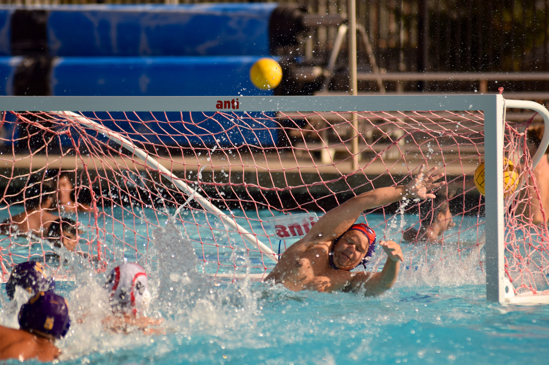 Boys water polo: MVHS vs. Gunn HS
