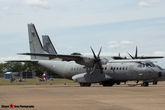 CC-3 - S-086 - Finnish Air Force - CASA C-295M - Fairford RIAT 2015 - Steven Gray - IMG_4246