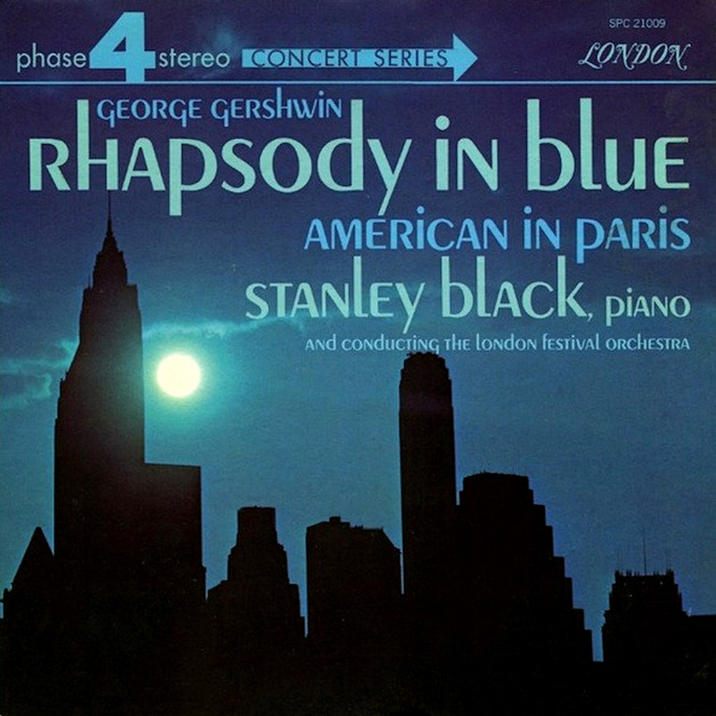 Georghe Gershwin - Rhapsody in Blue / An American in Paris