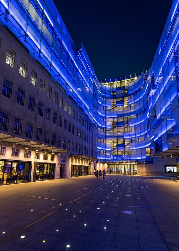 Blue BBC