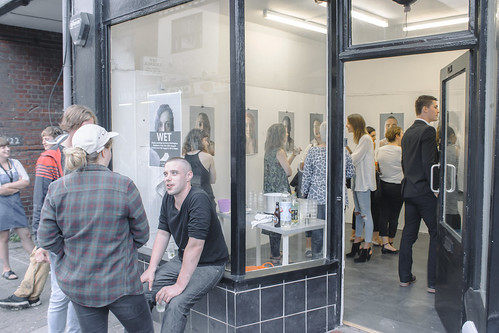 Harry Darlington - Barber Shop - Private View - 15