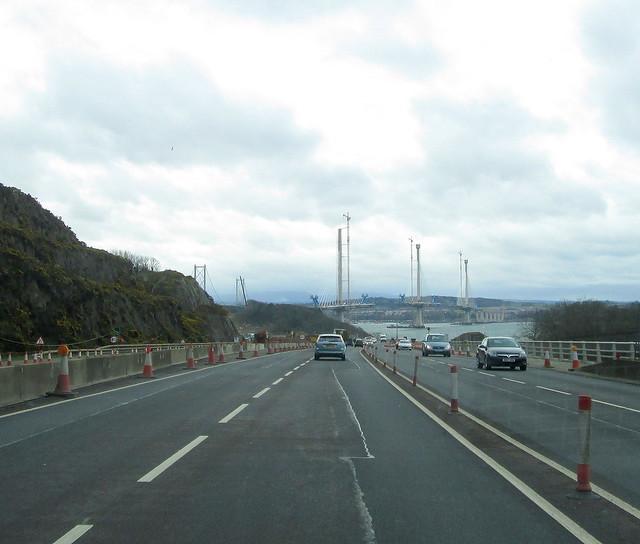 New Forth Road Bridge 21