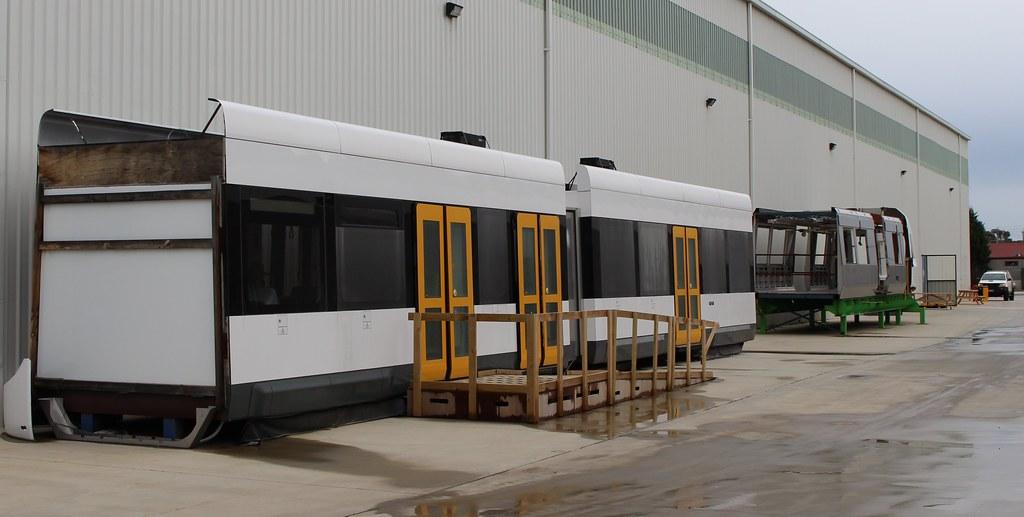 E-class tram prototype